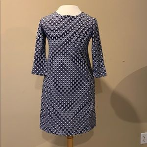 Girls Vinyard Vines whale 🐳 tail dress